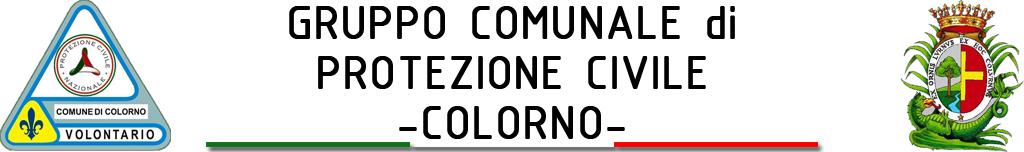 protezione civile colorno